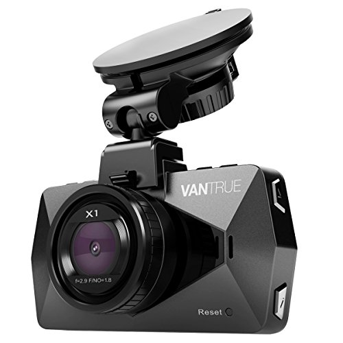 Vantrue X1 Car Dash Cam - Full HD 1080P