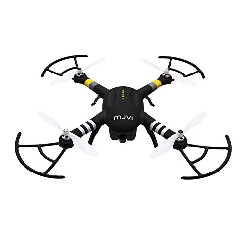Veho Muvi Drone UAV Quadcopter with 1080p HD built