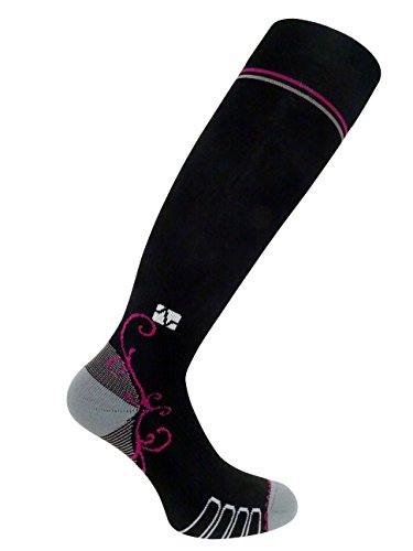 $23.00 Vitalsox Women's Graduated Compression Performance Socks 12-20, Pairs