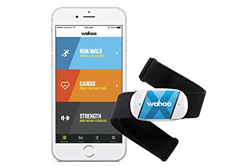 Wahoo TICKR X Heart Rate Monitor and Workout Tracker