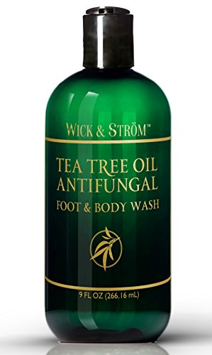 Antifungal Soap w/ Tea Tree Oil  Active Ingredient