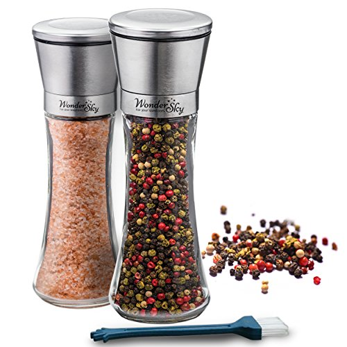 ONE DAY SALE – Salt and Pepper Shakers Grinders