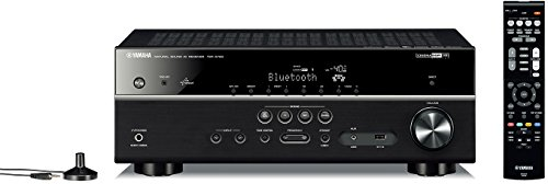 $479.99 Yamaha TSR-5790BL 7.2-Channel AV Receiver w/4K Ultra HD and