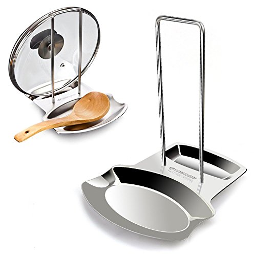 Yummy Sam Lid and Spoon Rest, Utensils Lid Holder
