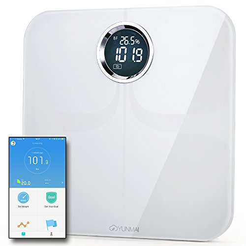 Yunmai Premium Smart Scale – Body Fat Scale with