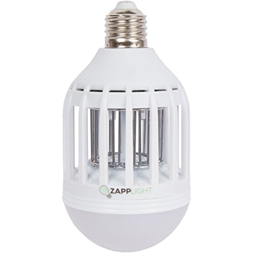 Zapplight LED Insect Killer Light Bulb with a Electric