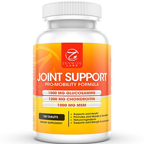 Joint Support - Complex of 1500mg Glucosamine, 1200mg Chondroitin