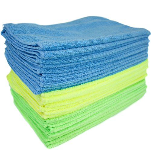 Zwipes Microfiber Cleaning Cloths – All-Purpose – Assorted Colors