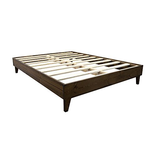 Platform Bed Frame – Made in the USA w/