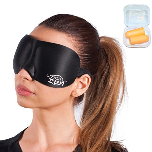 Urban Zen - Premium Ultra Comfortable 3D Sleeping Mask