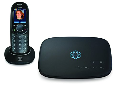 Ooma Telo Free Home Phone Service with HD2 Handset