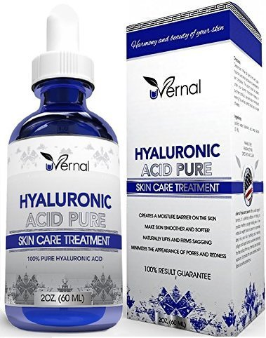 Hyaluronic Acid for Skin - 100% Pure Hyaluronic acid