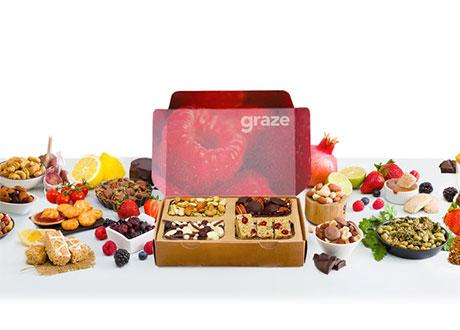 Get A Free Gift of Graze Snacks!