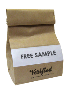Get A FREE Verified Gourmet Coffee Sample!
