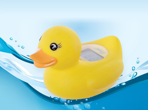 Get A Free Duck Bath Thermometer!