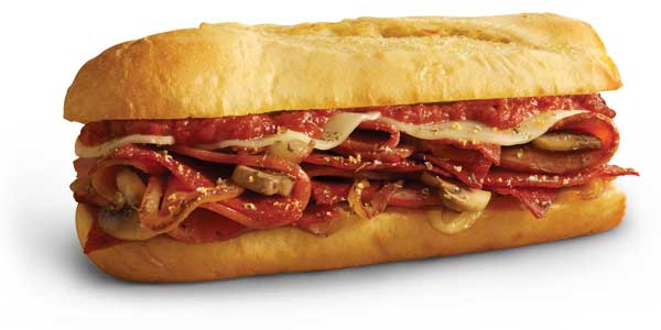 Get A Free Sub From Penn Station!