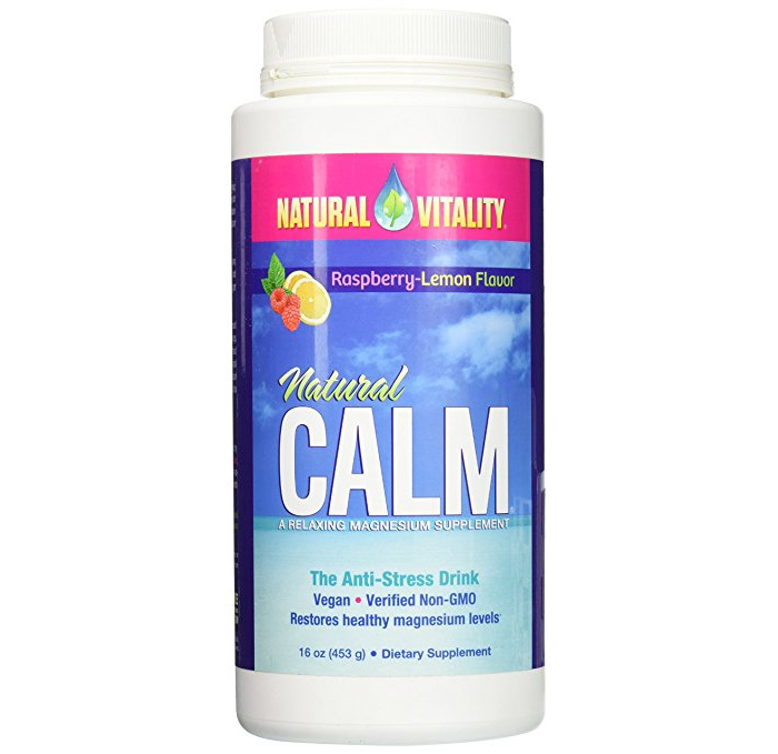 Get A Free Sample of Natural Vitality Calm Magnesium Supplement!