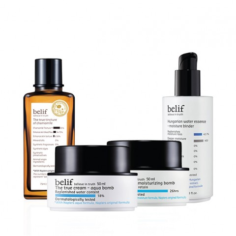 Get A Free Belif Hydrating Cream!