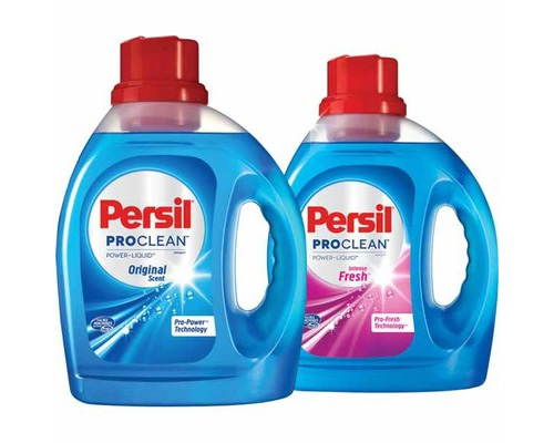 Get A Free Persil ProClean Laundry Detergent!