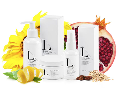 Get A Free Sample Pack of LimeLight by Alcone Skin Care!