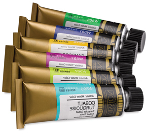 Get A Free Water Color Paint Pack from Mijello!