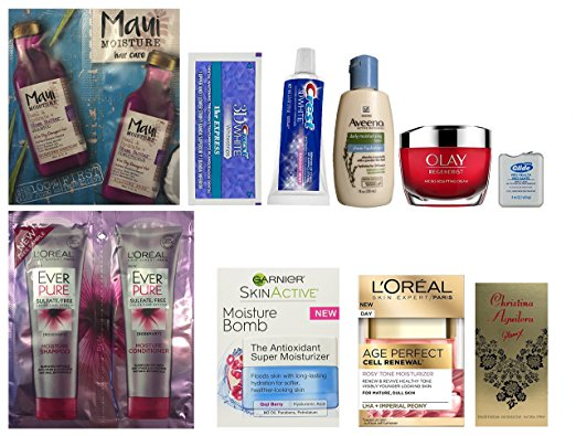 Get A Free Women's Daily Beauty Sample Box!