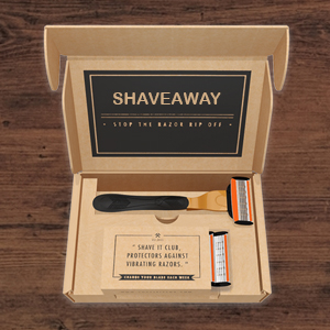 Sample Me More - Free Shave Club for a Year!