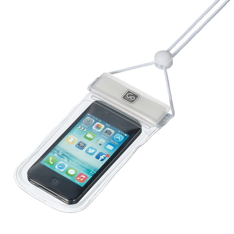 Get A Free Floating Waterproof Cell Phone Bag!