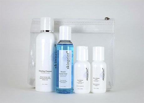 Get Three FREE Skincare Samples!