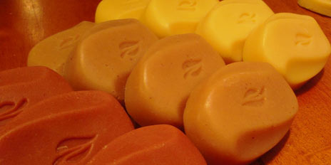 Get GG's Free Hand Made Soap Sample!