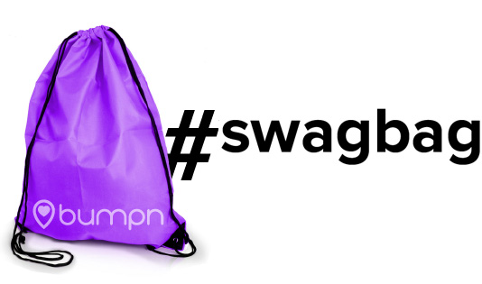 Get Your Free #SwagBag!