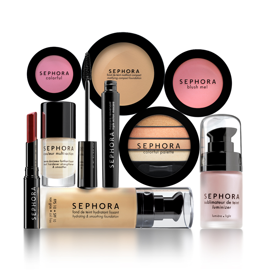Get Free Beauty Products From Sephora!