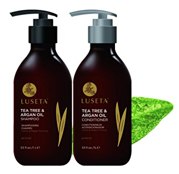 Get A Free Luseta Tea Tree Oil Shampoo & Conditioner!