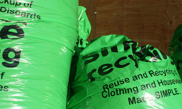 Get Free Plastic Recycling Bags!