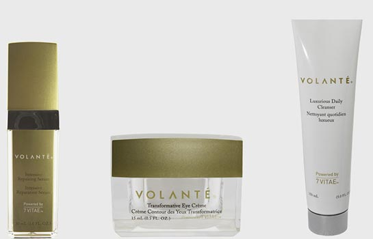 Get Free Volante Skin Care Samples!