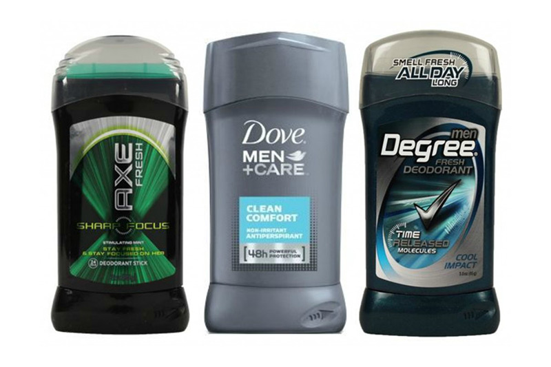 Get A Free Axe, Dove or Degree Deodorant From Unilever!
