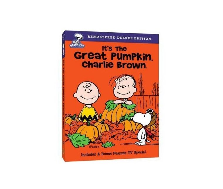 Get A Free Its The Great Pumpkin Charlie Brown DVD!