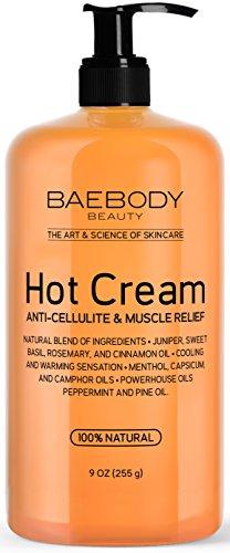 Baebody Anti Cellulite Cream  Pain Relief Cream for
