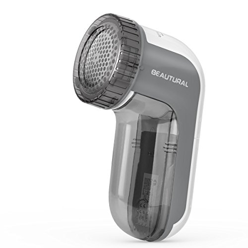 Beautural Portable Fabric Shaver and Lint Remover with 2-Speeds