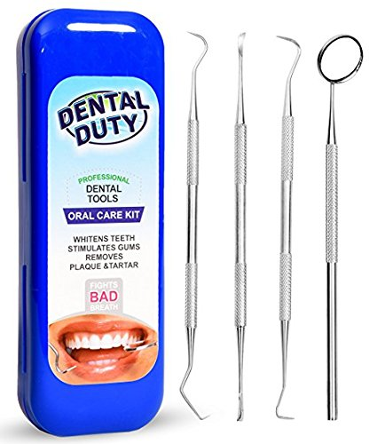 Dental Duty  Hygiene Kit, Calculus and Plaque Remover