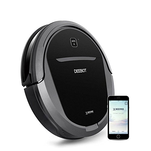 Ecovacs DEEBOT M81Pro Smart Robotic Vacuum Cleaner with Strong