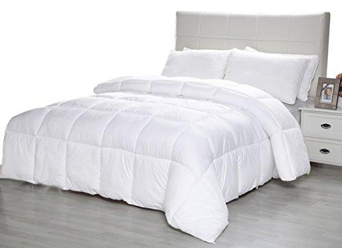 Equinox Comforter – (350 GSM) White Down Alternative Comforter