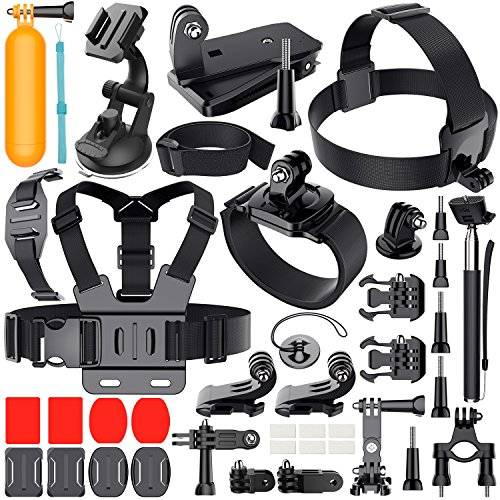 Erligpowht Outdoor Sports Combo Kit 40 accessories for GoPro