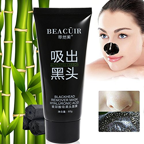 FMK Blackhead Mask Peel off Mask Black Mud Face