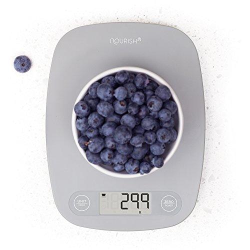 Digital Kitchen Scale / Food Scale - Ultra Slim