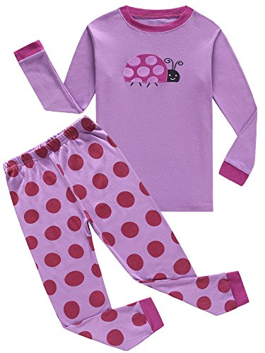 IF Pajamas Baby Girls Pajamas 100% Cotton Clothes Infant