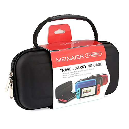 MEINAIER Nintendo Switch Hard EVA Carry Shell Travel Case