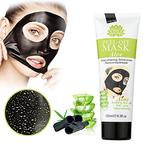 MEINAIER Blackhead Remover Mask,Blackhead Peel Off Mask,Purifying Peel-off Mask