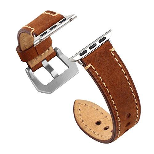 Apple Watch Band, 42mm iWatch Band Strap Premium Vintage