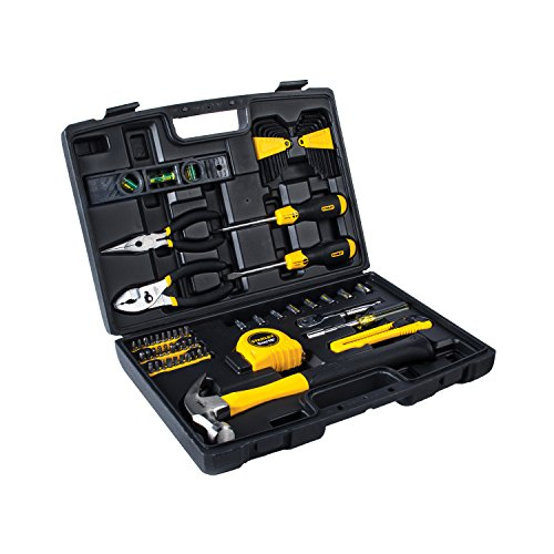 Stanley 94-248 65-Piece Homeowner\'s Tool Kit